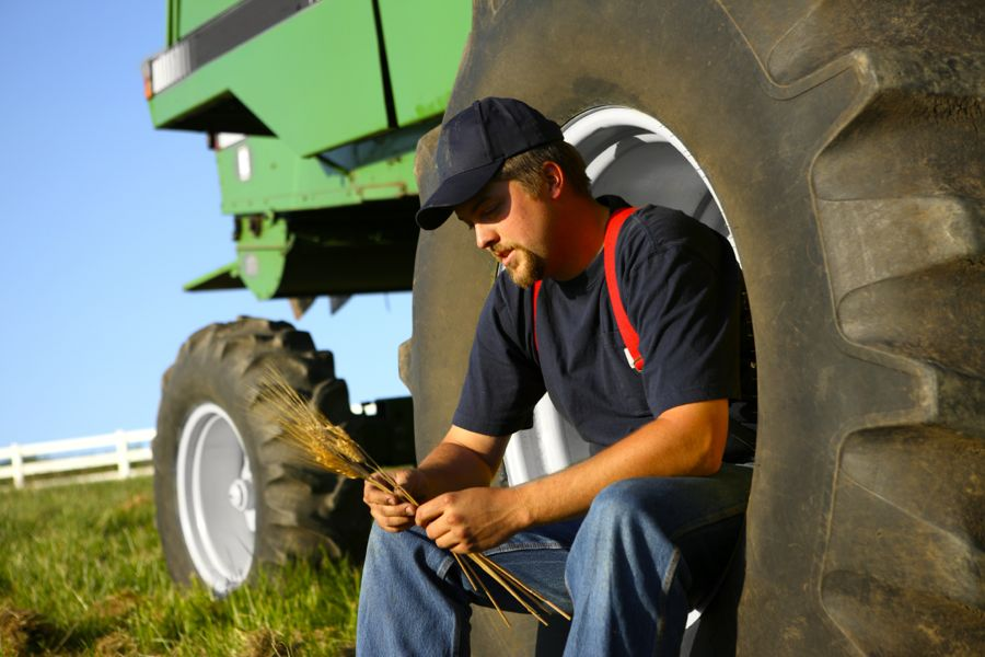 FEDS HELP IN THE BATTLE AGAINST MENTAL STRESS IN FARMERS