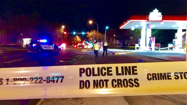 PEDESTRIAN DIES AFTER BEING HIT BY TWO VEHICLES