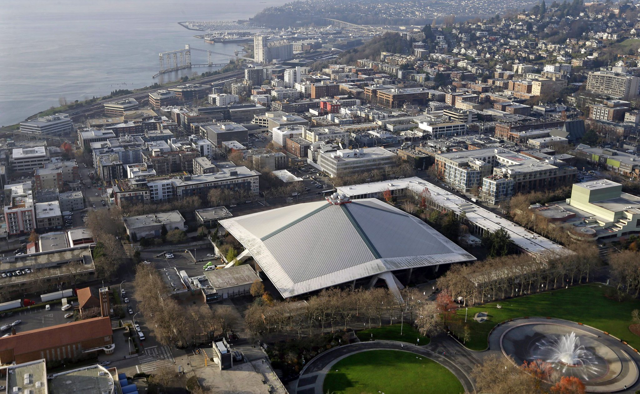 NHL RECOMMENDS THAT SEATTLE GET AN EXPANSION TEAM