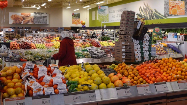 FOOD PRICES ARE ON THE RISE IN CANADA