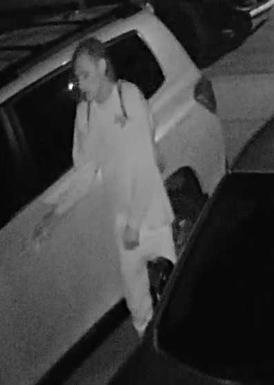 DO YOU KNOW WHO THIS SUSPECT IS?