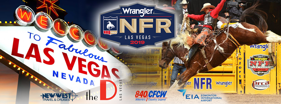 Las Vegas Rodeo >> Stella At The Nfr In Las Vegas 840 Cfcw Am