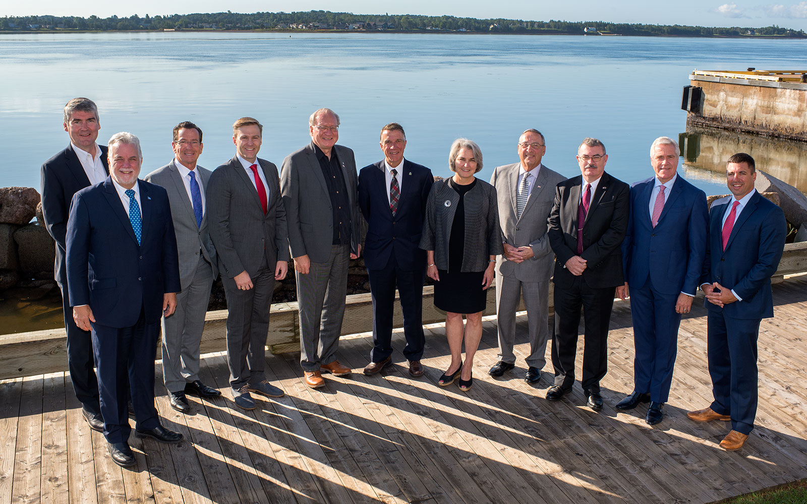 Premiers, Governors Meet in Charlottetown