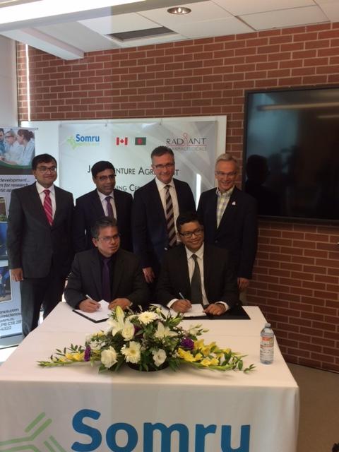 PEI bioscience company Somru enters deal with Bangladesh company