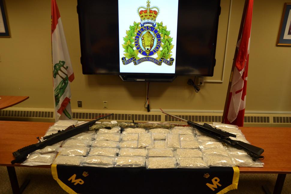 RCMP provide update on methamphetamine seizure