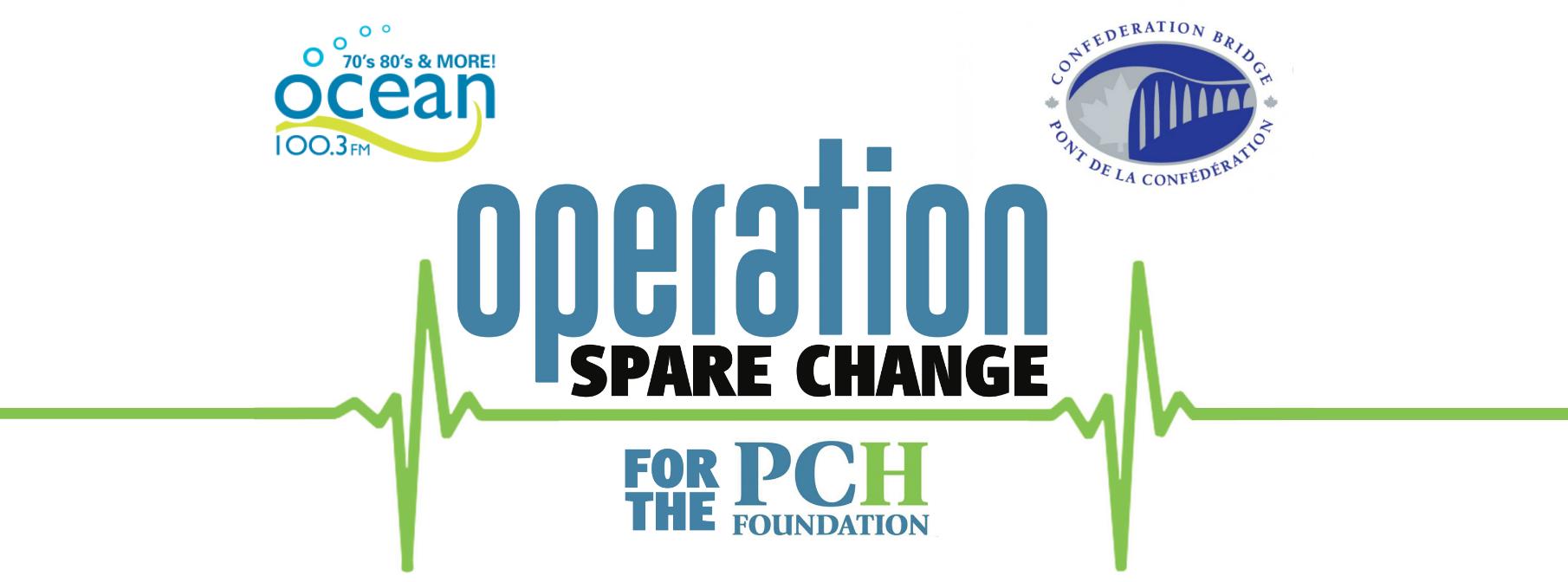 Operation Spare Change | Ocean 100 - Charlottetown