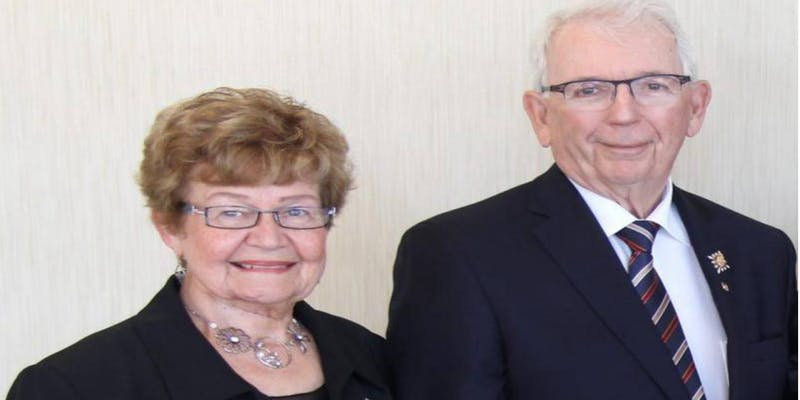 Special event will launch the Hon. Frank and Dorothy Lewis Community Strength Fund