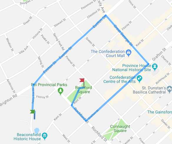 Rolling road closures planned for PEI Pride Parade Saturday