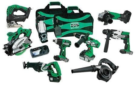 Power Tools Stolen from Residential Garage
