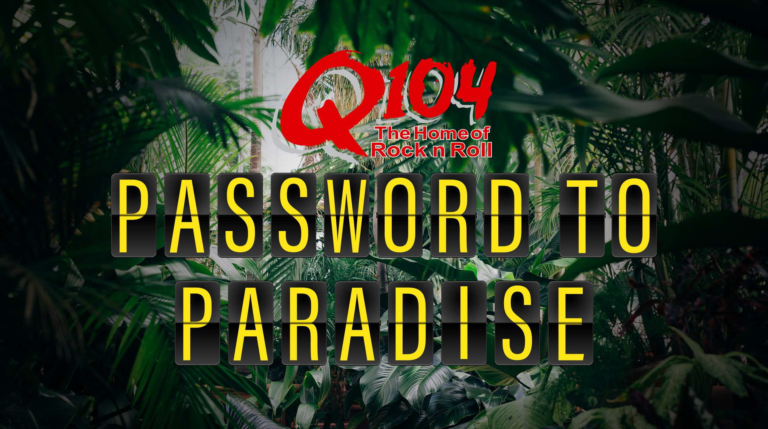 Feature: https://www.q104.ca/q104s-password-to-paradise/