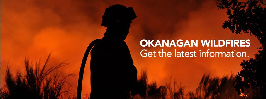Okanagan Wildfires