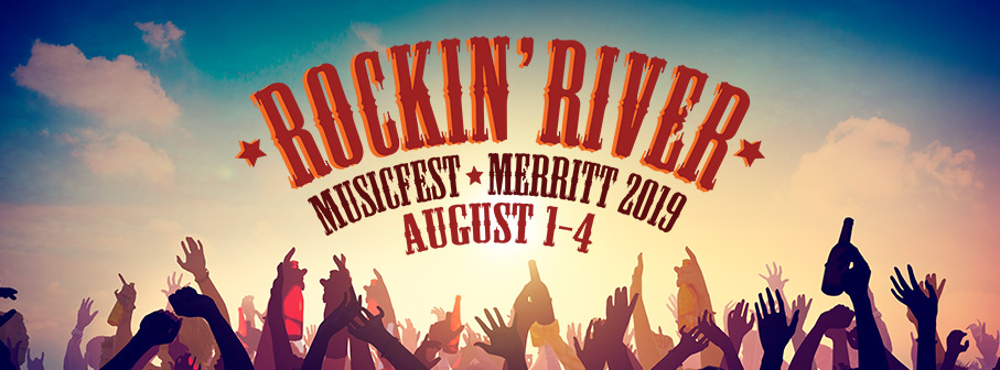 WIN TICKETS + CAMPING to Rockin' River!