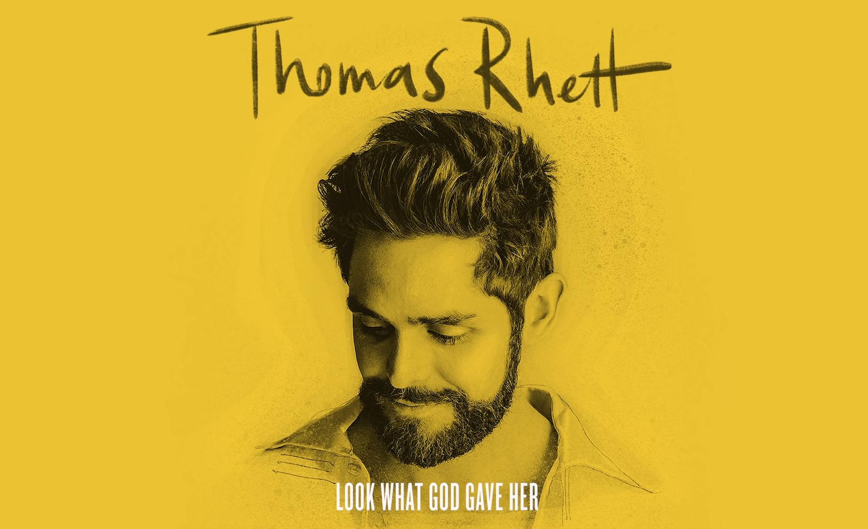 Here it is! [LISTEN] Thomas Rhett's New Single