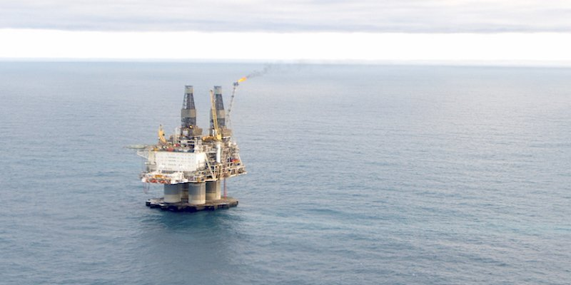 Production halted at Hibernia oil platform off Atlantic Canada after spill