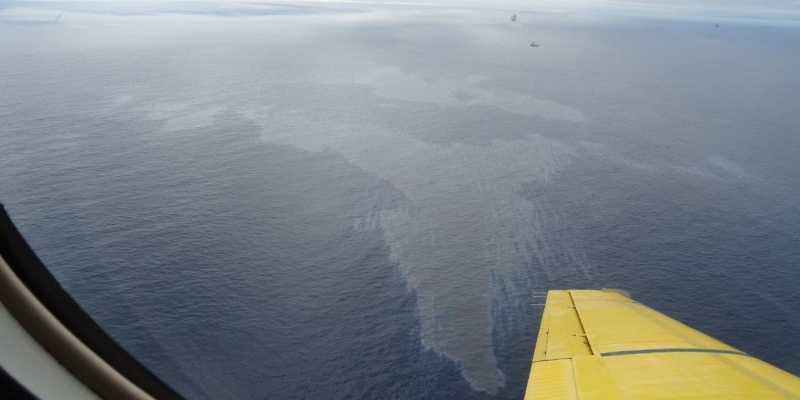 Hibernia Temporarily Halts Production After Oil Releases Into Ocean