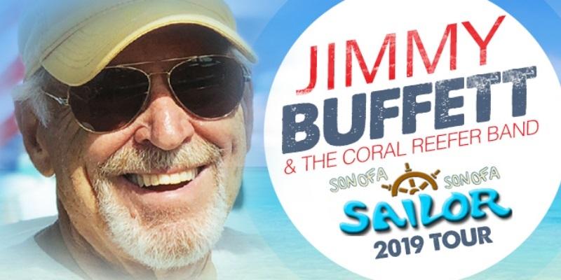 Jimmy Buffett Bringing Tour to St  John's This September | VOCM