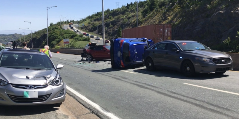 Pitts Memorial Drive Reopened Following Two Separate Crashes