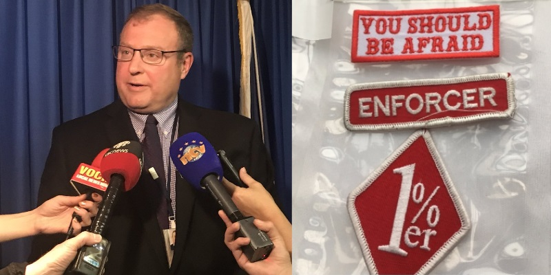 No Major Incidents During Hells Angels Ride Though Province