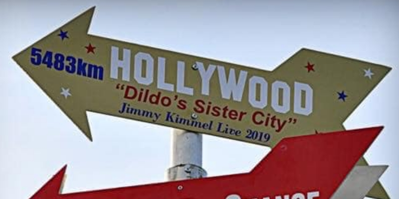 Dildo Bigger Than Ever After Spotlight from Jimmy Kimmel