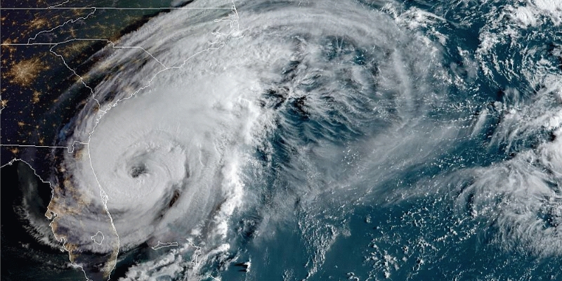 Tropical Storm Fernand expected to form as Hurricane Dorian churns near Florida
