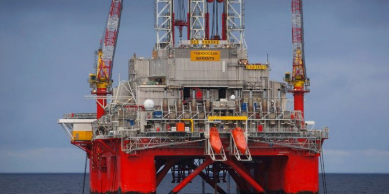 Suncor, Transocean Fined for Discharge of Drilling Fluid in April 2018