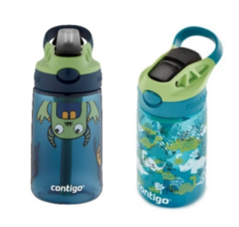 Contigo Reissues Kids Water Bottle Recall