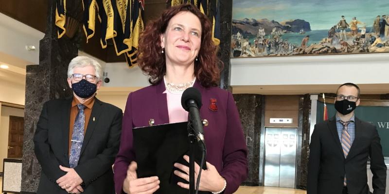MHA Jim Dinn Steps In as NDP Interim Leader