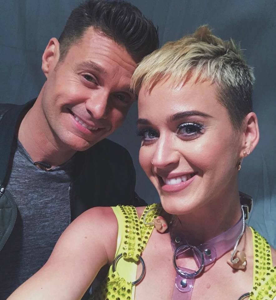 #BlakesTake : Ryan Seacrest Not Joining American Idol Reboot...Because Of...KATY PERRY?!?!