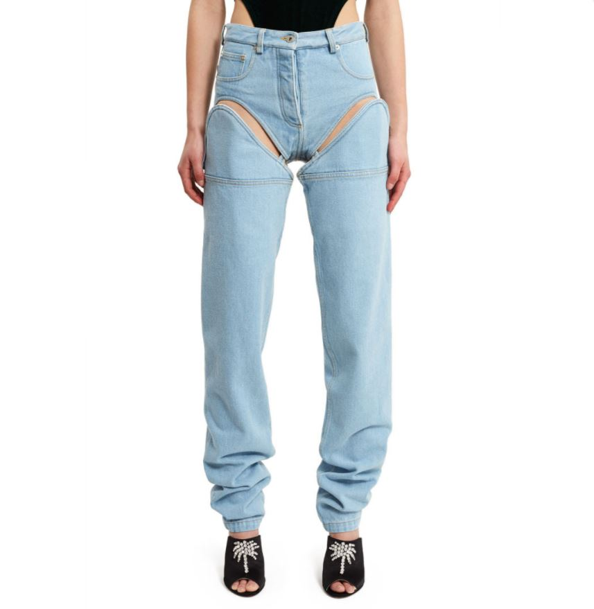 Jeans That Convert to Jean Shorts Are Now on Sale . . . For $425