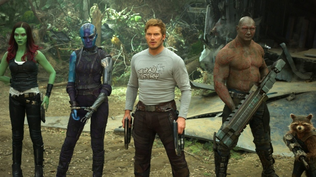 """Guardians Of The Galaxy Vol. 2"" Grossed $145M In North American Debut"