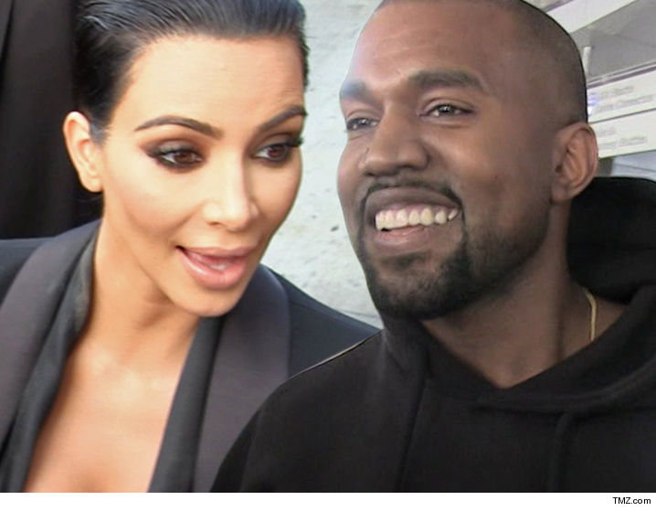 Kim and Kanye are looking at baby #3, with a hitch...
