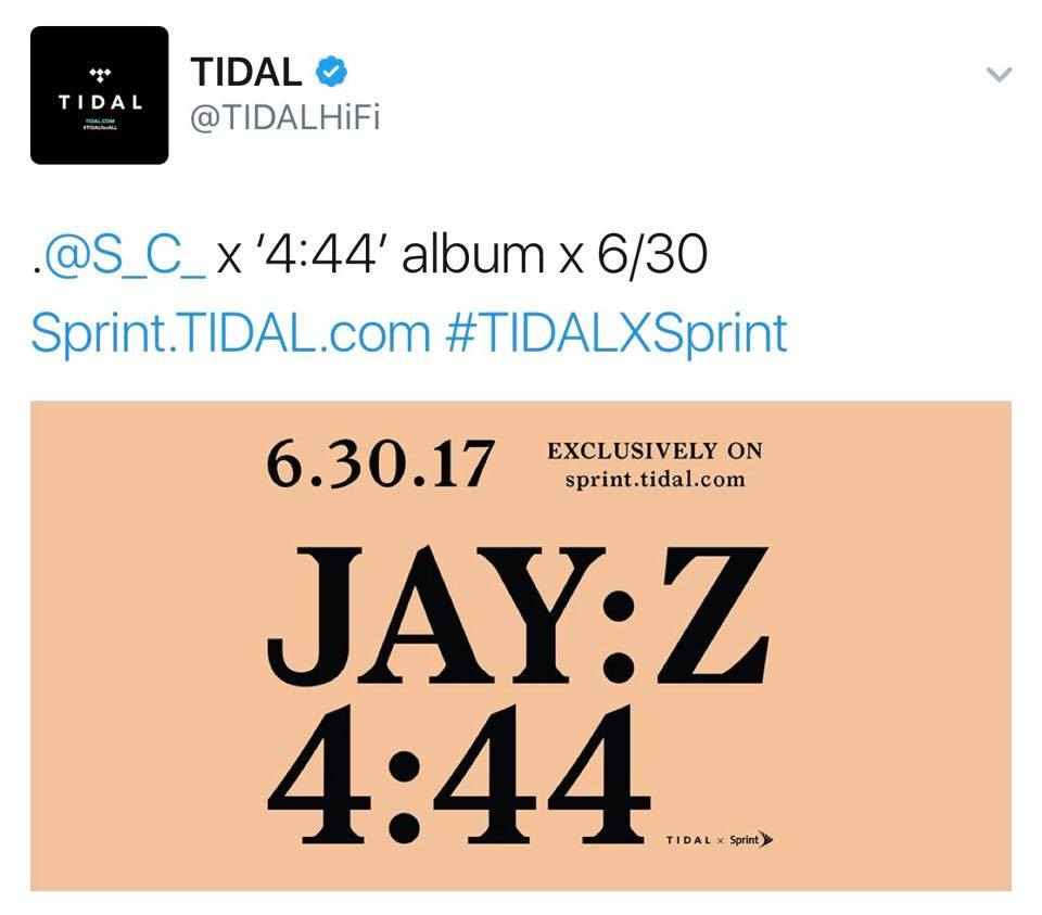 #BlakesTake: Not To Be Upstaged By The Birth Of His Twins Jay Z Teases A Film And A New Album '4:44'