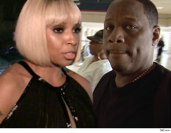Mary J Blige's Family Affairs are costing her $$$