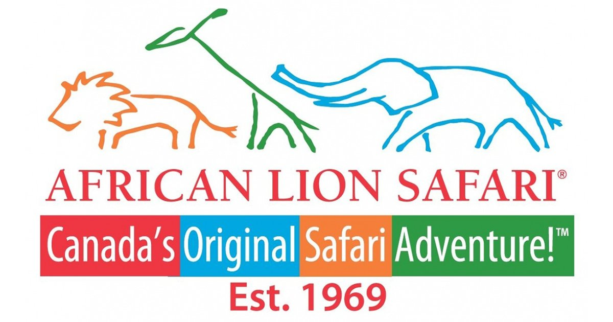 The Hot 6 in the 6ix -A VIP Family Pack of passes to African Lion Safari