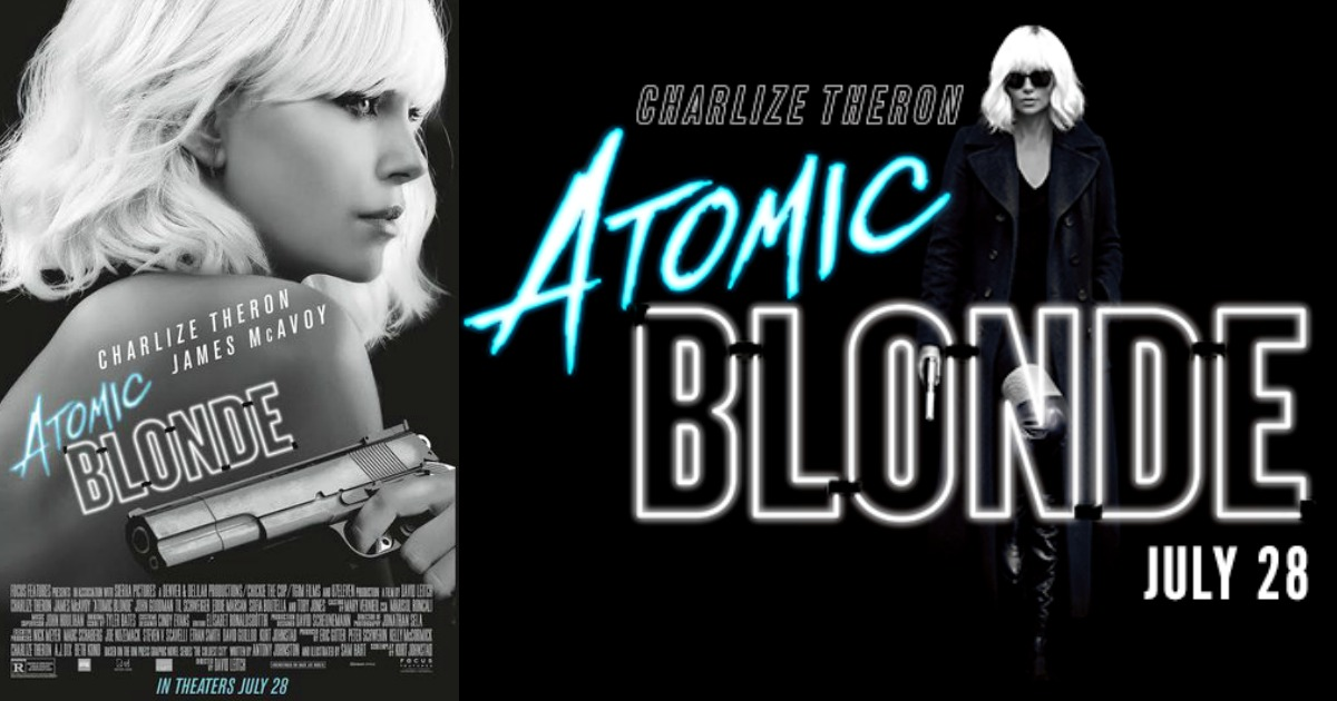 Nothin' But 90s @ Noon – Advanced Screening of Atomic Blonde