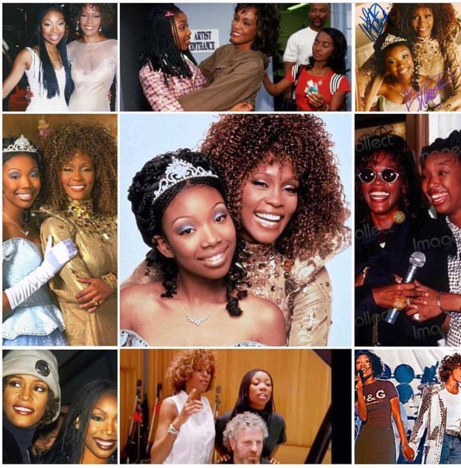 #BlakesTake: Brandy and Monica 'Feud' Reignited Over Whitney Houston???