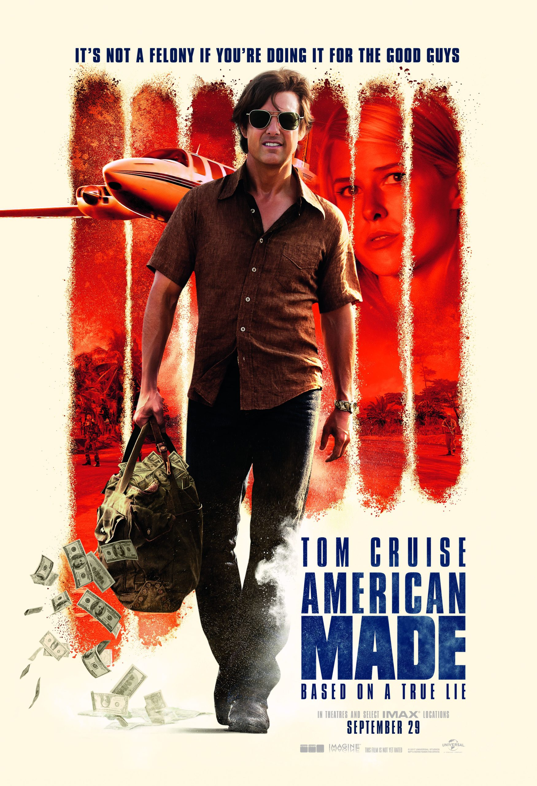 Old Skool Throwback Lunch- Listen to win 2 Passes to the Advanced Screening of American Made