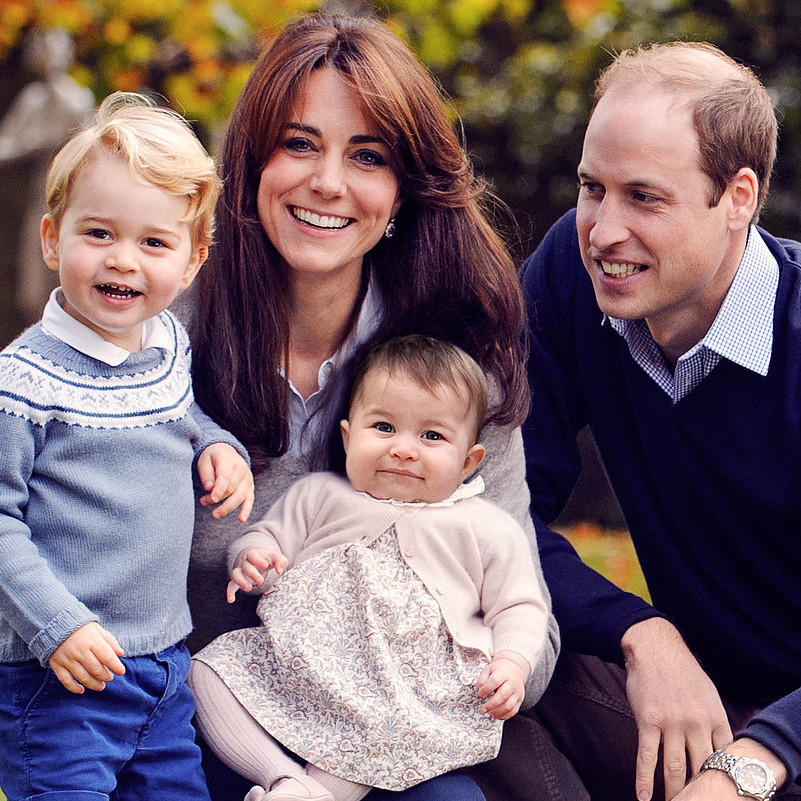 #RoyalBaby: Will and Kate Announce Baby Number Three