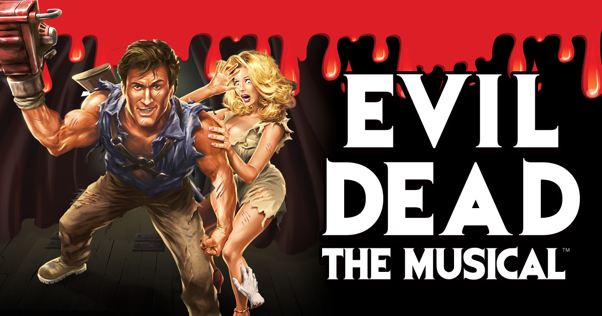 Old Skool Lunch – Listen to win 2 Tickets to Evil Dead the Musical
