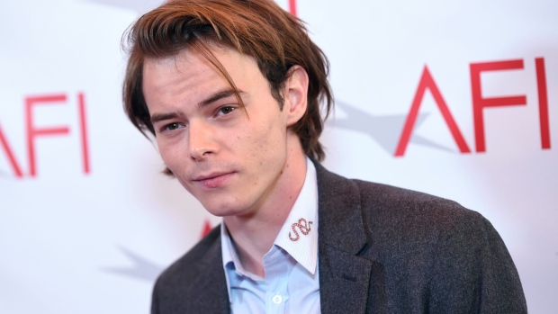 "Charlie Heaton Misses ""Stranger Things 2"" Premiere Reportedly Due To Drugs"
