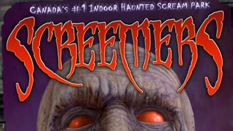 Listen to Sarah Bartok For your chance to win:  2 Tickets to Screemers