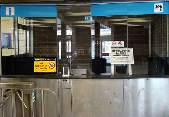 Say goodbye to TTC toll booths in 2018...