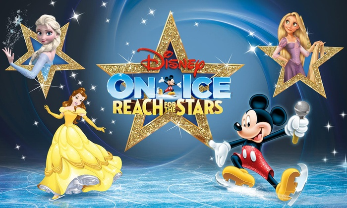 "Listen to win Disney on Ice ""Reach for the Stars"""