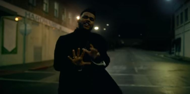 "The Weeknd Drops The Video For ""Call Out My Name"""