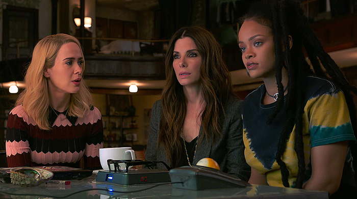 """The New """"Ocean's 8"""" Trailer Is Here And Rihanna Is All Over It!!"""