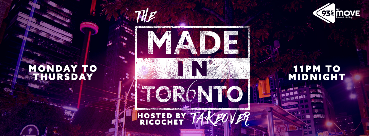 Feature: http://www.935themove.com/madeintoronto/