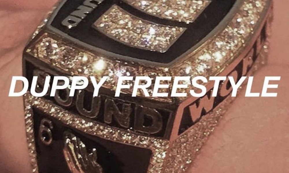 """ICYMI: Drake's Pusha-T Diss Track """"Duppy Freestyle"""" Is Flames"""