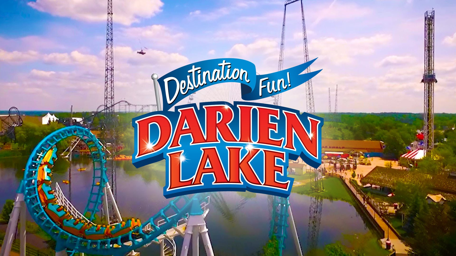 Enter to win A Family night at Darien Lake