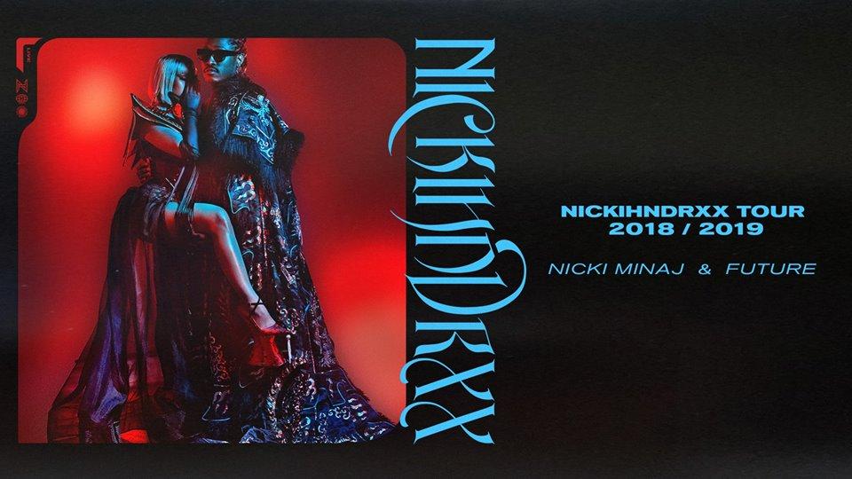 Listen to win Tickets to see Nicki Minaj & Future