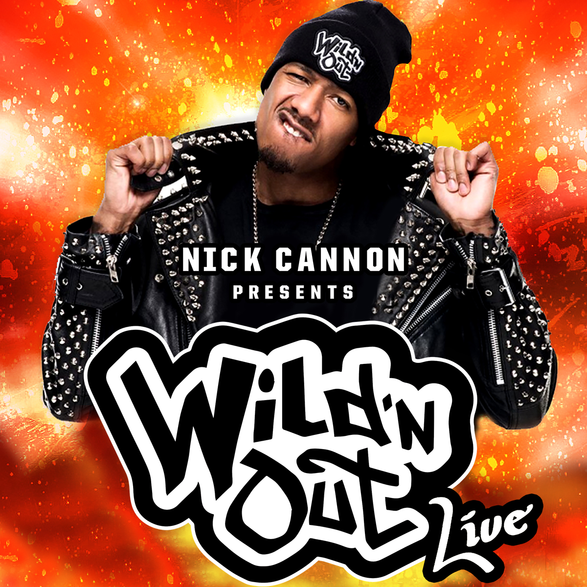 Listen to win 2 Tickets to Nick Cannon Presents: Wild 'N Out Live
